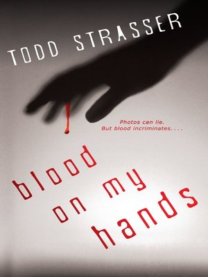 cover image of Blood on My Hands